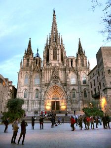 Russian Tour Guide Barcelona